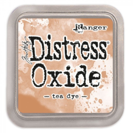 TDO 56270 Tim Holtz Distress Oxides Ink Pad Tea Dye
