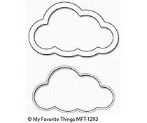 MFT-1293 My Favorite Things Cloud Shaker Window & Frame Die-Namics