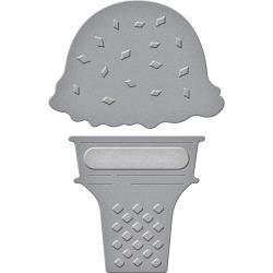 S3278 Spellbinders Shapeabilities Die D-Lites Ice Cream Yummy