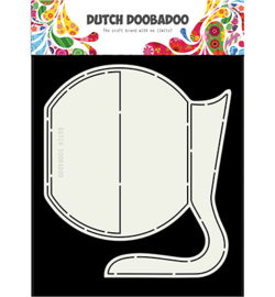 470.713.695 Dutch Card Art Coffee pot