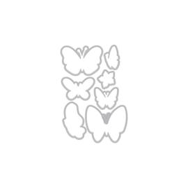 565885 Hero Arts Frame Cut Dies New Day Butterflies