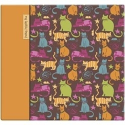 "234345 Cute Kittie Post Bound Album 12""X12"""