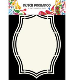 470.713.144 Dutch DooBaDoo Shape Art 3 A5