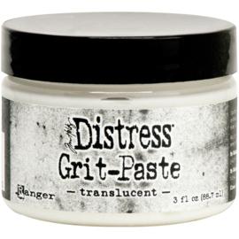 TDA71730 Tim Holtz Distress Grit PasteTranslucent 3oz