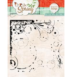 STAMPSS286 StudioLight Stempel So Spring, Nr. 286