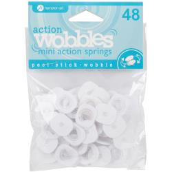 AWSM048 Action Mini Wobble Spring 48/Pkg