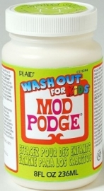 PECS11294 Mod Podge Kids Glue Wash Out