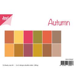 6011/0537 Papier Set Autumm  A4
