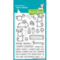 "LF1587 Lawn Fawn Clear Stamps Some Bunny 4""X6"""