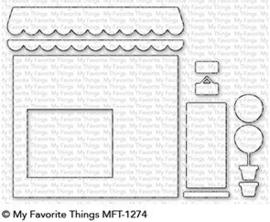 MFT-1271 My Favorite Things Boutique Die-Namics