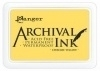 AIP 30591 Archival Inkpad Chrome Yellow