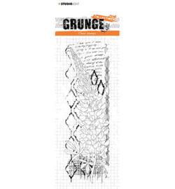 SL-GR-STAMP39 StudioLight Clear Stamp Lupine Grunge Collection nr.39