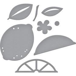 S4718 Spellbinders Shapeabilities Dies Make Mine Lemon Lime