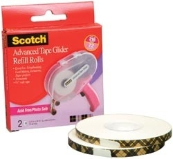448805 Scotch Advanced Tape Glider Refills