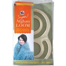 """071458 60"""" Wide Afghan Loom"""