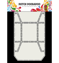 470.713.784 Dutch DooBaDoo Card Art Tri Shutter