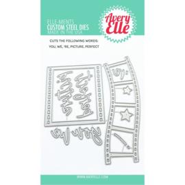 634426 Elle-Ments Dies Picture Perfect