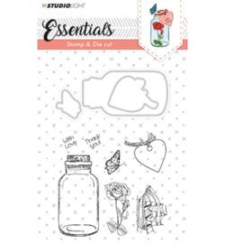 BASICSDC13 Stamp & Die Cut Essentials nr.13
