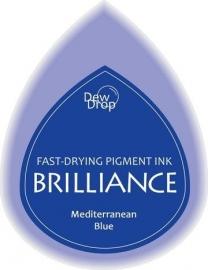 BDIP18 Dew Drops Mediterranean Blue