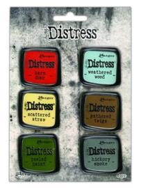 TDZS73499 Ranger Distress Pin-Carded -Distress Pin Set 7