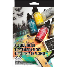 417278 TDK48213 Tim Holtz Alcohol Ink Kit