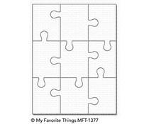 MFT-1377 My Favorite Things Puzzle Cover-Up Die-Namics