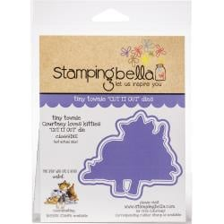 456645 Stamping Bella Cut It Out Dies Tiny Townie Courtney Loves Kitties