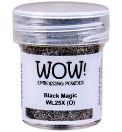 WL25X  Wow! Clour Blends  Black Magic