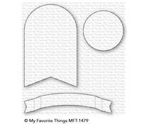 MFT-1479 My Favorite Things Tag Builder Blueprints 7 Die-Namics