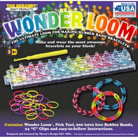 7270 Wonder Loom Bracelet Making Kit