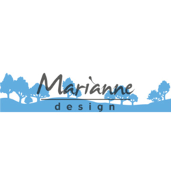LR0524 Marianne Design Creatables Horizon woodland