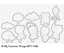 MFT-1486 My Favorite Things Just Ducky Die-Namics