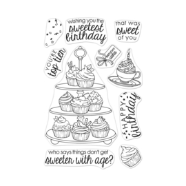 "625324 Hero Arts Clear Stamps You're Top Tier 4""X6"""
