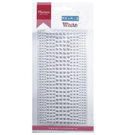 CA3132 Marianne Design Pearls – White