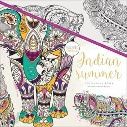 271688 Kaisercraft Coloring Book Indian Summer