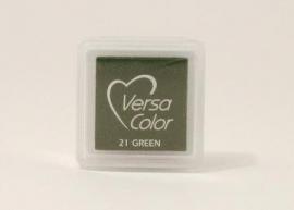 180003/9021 VersaColor Inkt Green