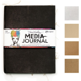 "390225 Dina Wakley Media Journal 8""X10"""
