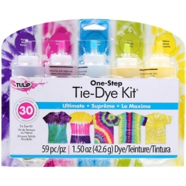 134300 Tulip One-Step Large Tie Dye Kit Ultimate