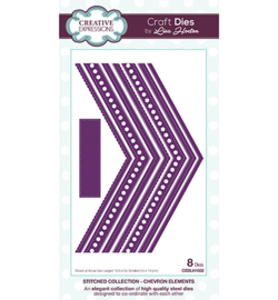 CEDLH1032 The Background Collection Chevron Elements