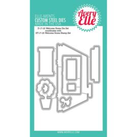 492766 Elle-Ments Dies Welcome Home
