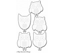 MFT-1078 My Favorite Things For Owl You Do