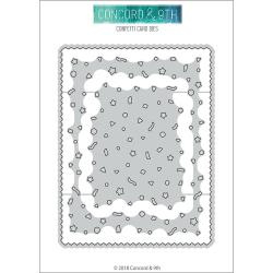 467211 Concord & 9th Dies Confetti Card