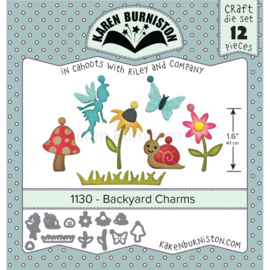 KBR1130 Karen Burniston Dies Backyard Charms