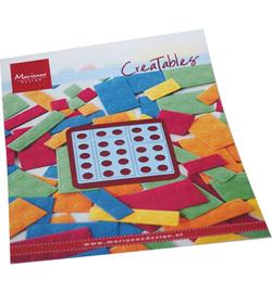LR0723 Marianne Design Creatables Bricks