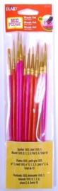 **Mod Podge Detail Brush Set 10