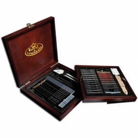 132644 Premier Box Set Sketching Pencil