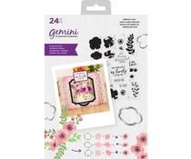 GEM-STD-PERF Gemini Perfect Posy Stamp & Die