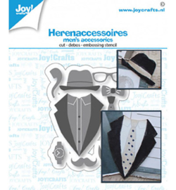 6002/1511 Joy!Crafts Cutting & embossing Heren accessoires