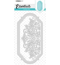 SL-ES-CD79 StudioLight Cutting Die Slimline decorative border Essentials nr.79