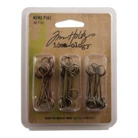 ADTH92833 Tim Holtz Memo Pins